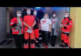 Ozonatory trafiły do karetek w Czaplinku, Kaliszu i Złocieńcu