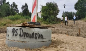 Liliowa już wkrótce będzie miała sieć wodociągową i kanalizacyjną