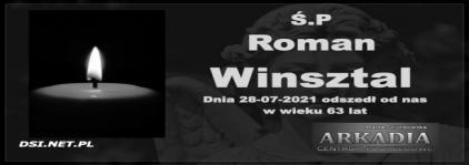 Ś.P. Roman Winsztal