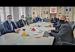 Sytuacja Ostrowic monitorowana przez władze rządowe i samorządowców
