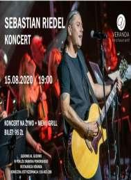 2020-08-18 Koncert Sebastian Riedel w Gudowo Resort
