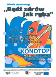 2019-08-23 Piknik Bądź zdrów jak ryba - KONOTOP
