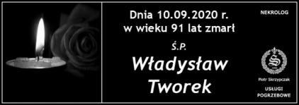 Ś.P. Władysław Tworek
