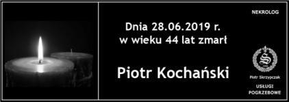 Ś.P. Piotr Kochański