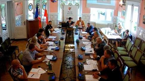 Informacja z XIII nadzwyczajnej sesji Rady Powiatu Drawskiego odbytej w dniu 09 sierpnia 2019 r.