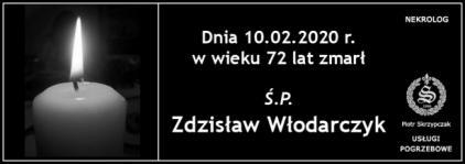 Ś.P. Zdzisław Włodarczyk