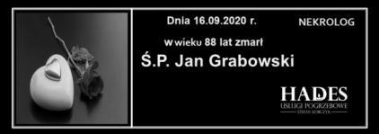 Ś.P.JAN GRABOWSKI