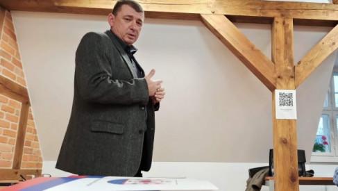 Burmistrz Czerwiński przedstawił założenia budżetu na 2021 - video