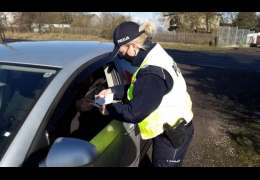Mimo, że kierowcy często nie słuchają Policjanci nie poddają się i prowadzą działania profilaktyczne