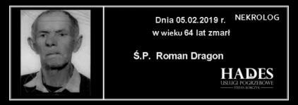 Ś.P. Roman Dragon