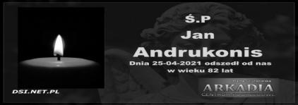 Ś.P. Jan Andrukonis