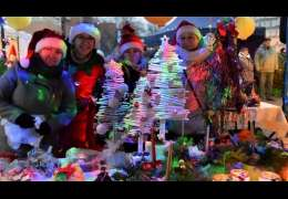 Jarmark bożonarodzeniowy: w Złocieńcu czuć już magię świąt.