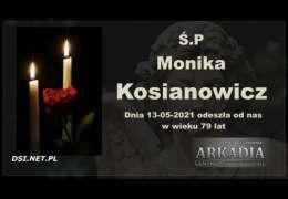 Ś.P. Monika Kosianowicz
