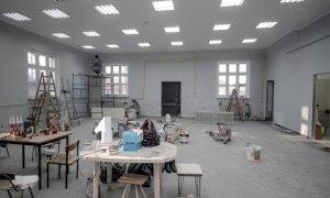 Zobacz jaka świetlica powstaje w Zarańsku w gminie Drawsko Pomorskie