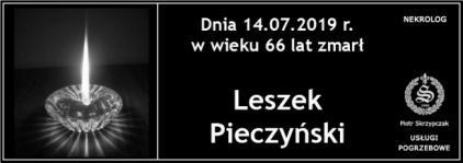 Ś.P. Leszek Pieczyński