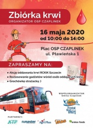 2020-05-16 Zbiórka krwi