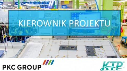 Praca: KIEROWNIK PROJEKTU w PKC Group Kabel-Technik-Polska Spółka z o.o.