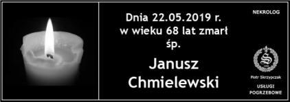 Ś.P. Janusz Chmielewski