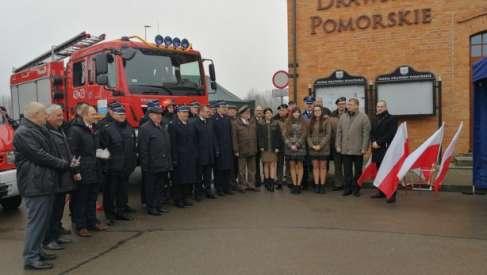 Roczna narada strażaków z udziałem ministra i władz naszych samorządów