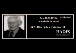 Ś.P. Mieczysław Kaźmierczak