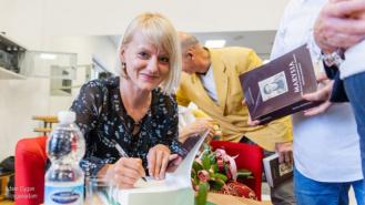 Drawszczanie spotkali się z Marysią, bohaterką książki oraz z Beatą Potocką, autorką nowej książki