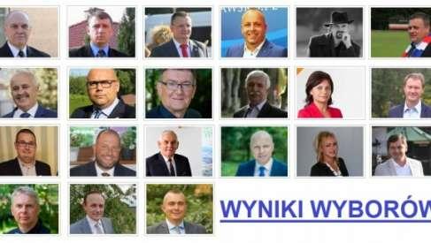 Wyniki wyborów w Czaplinku - 21 października 2018