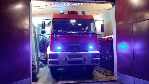 Zobacz nowe wyposażenie Ochotniczej Straży Pożarnej w Broczynie