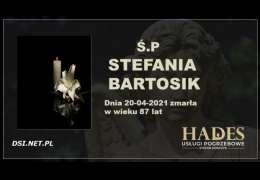 Ś.P. Stefania Bartosik