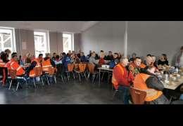 Zobacz co pracownicy zrobili sami dla siebie w drawskim Zakładzie Usług Komunalnych