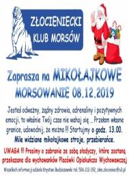 2019-12-08 Mikołajkowe Morsowanie