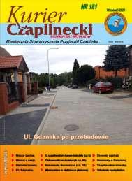 Kurier Czaplinecki - Nr 181, Wrzesień 2021