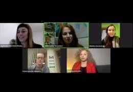 Trwa debata online kobiet - transmisja na żywo