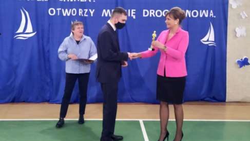 Oskarami pożegnano absolwentów szkoły w Czaplinku
