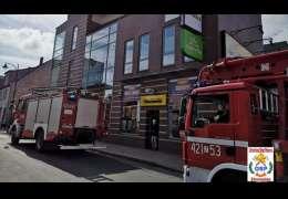 Czujka dymu postawiła na nogi Straż Pożarną w Złocieńcu