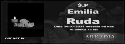 Ś.P. Emilia Ruda