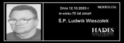 Ś.P. Ludwik Wieszołek