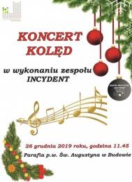 2019-12-26 Koncert Kolęd w Budowie - Incydent