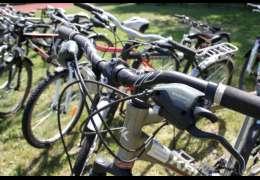 Rusza sezon, a z nią wypożyczalnia rowerów w Drawsku Pomorskim. Rowerki czekają