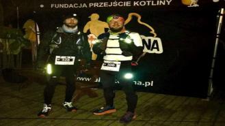 Rafał Rycerski i Mariusz Andruszko pokonali jeden z najtrudniejszych biegów w Polsce