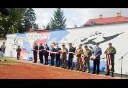 Mural w Kaliszu Pomorskim już odsłonięty