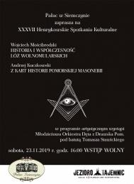 2019-11-23 Henrykowskie Spotkania Kulturalne