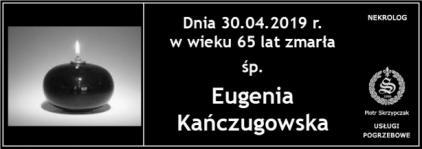 Ś.P. Eugenia Kańczugowska