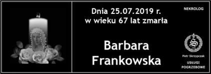 Barbara Frankowska
