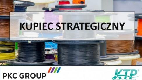 Praca: KUPIEC STRATEGICZNY w PKC Group Kabel-Technik-Polska Spółka z o.o.