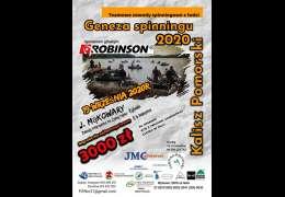 2020-09-19 Zawody spinningowe z łodzi