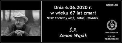 Ś.P. Zenon Wąsik