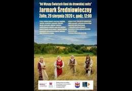 2020-08-29 Jarmark średniowieczny w Żółtem