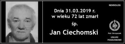 Ś.P. Jan Ciechomski
