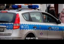 Motocyklista próbował przejechać policjanta. Nie udało mu się. Został aresztowany