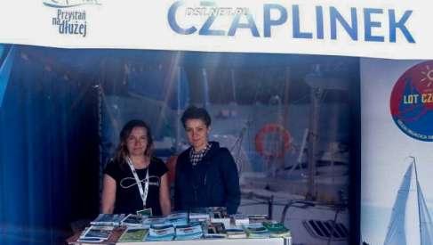 Czaplinek na szczecińskich targach turystycznych